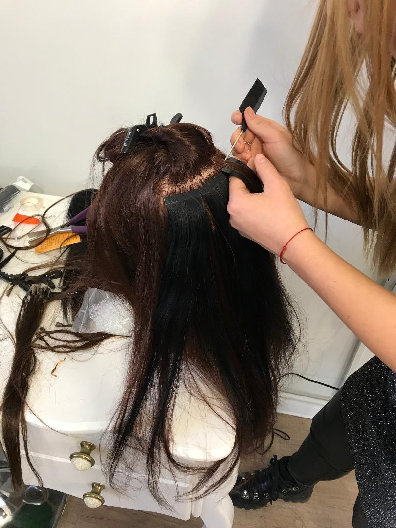 Salon Karma Studio Cursuri De Specializare Extensii De Păr și Gene